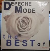DEPECHE MODE - THE BEST OF -VOLUME 1 - LIMITED EDITION DELUXE TRIPLE VINYL 2007