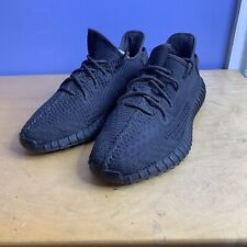AUTHENTIC Adidas Yeezy Boost 350 V2 Black Non-Reflective Size 11