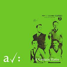 a Certain Ratio Graveyard & Ballroom CD Gatefold Sleeve 2017 Mute Factory ACR EX