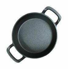 Cast Iron Cooking Dish Baking Dish Cast Iron Cookware Camping Cast Iron Oval Pan