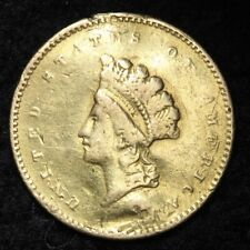 1854 TYPE 2 Gold One Dollar FREE SHIPPING E434 ABK