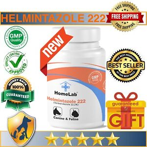Helmintazole 222  (22.2%) 100GrPowder De-wormer Panacur Safe Guard Dog