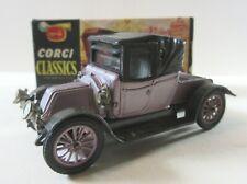 Corgi Toys Renault 1910 12/16 Coupe Closed Car - Corgi Toys Cars