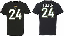 NFL Kids Jacksonville Jaguars Tj Yeldon 24 Youth Football Jersey