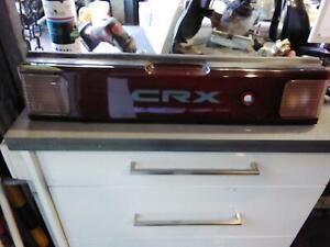 HONDA CRX REAR GARNISH ED 11/87-05/92 87 88 89 90 91 92