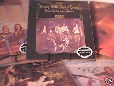 CROSBY STILLS & NASH CLASSIC RECORDS 180 & 200 GRAM AUDIOPHILE COMPLETE 7 LP Set