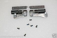 "Dell Precision M6400 Left and Right Hinge Set G745F G746F ""with screw"""