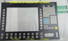 New SIEMENS SINUMERIK 6FC5203-0AF02-0AA0 Membrane Keypad ,fast shipping