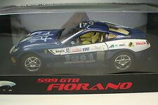 Ferrari 599 GTB Fiorano Panamerican Ola Brazil Ltd. Elite 1:18 NEU OVP