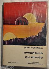 WYNDHAM Avventura su Marte 1° ediz Libra 1977