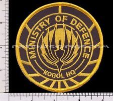 "Battlestar Galactica Ministry Of Defence 3.75"" Uniform Patch-Usa Mail(Bgpa-18)"