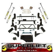 """1993-1999 Chevrolet Silverado GMC K2500 K3500 5""""-7"""" SuperLift Lift Kit 8 Lug"""
