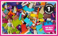 LEGO Friends 500g Bundle - 350 Mixed Bricks, Parts, Plates & Pieces + Minifigure