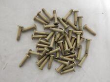 50 x Aircraft Pin Rivets, M5 Thread, 15mm Grip, Aluminium, JN0013-0515 [GR2B-7]