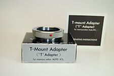 Mamiya T-mount Ring Adapter for Mamiya Sekor Auto XTL