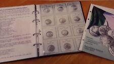 ALBUM MASTERPHIL PER MONETE ARGENTO REPUBBLICA ITALIANA LIRA caravelle art.162