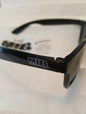 Brand New Mib International Imax Men In Black Frame Movie Sunglasses Dark Smoke