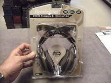 Remington R3200 Premium Electronic Hearing   NRR 22 Ratring eith Eye Protction