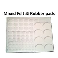 Felt Pads Self Adhesive Soft Sticky Dots Protects Furniture Surface Scratches
