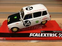 Scalextric,Renault 4L,ref.A10192S300