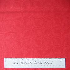 Southwest Fabric - Red Tonal Printed Snakeskin - Quilting Treasures YARD