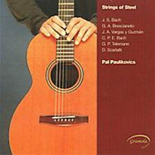 Pal  Paulikovics : Strings of Steel CD (2009) ***NEW***