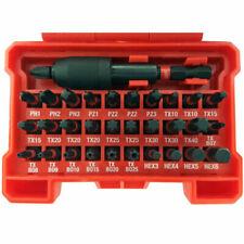 Milwaukee SHOCKWAVE Impact Duty Driver Drill Bit set (32 pc) 4932464240 in Case