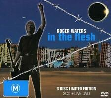 Roger Waters In The Flesh Limited Edition 2 CD  + DVD Live Nuovo Sigillato