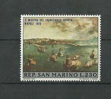 San Marino 1970 Europa Naples MNH
