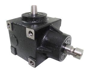"""Gearbox Fits John Deere 54"""" 60"""" Decks 4010 4100 4110 4115 AM143311"""
