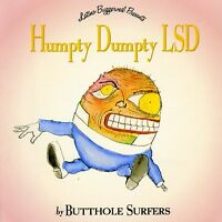 The Butthole Surfers, Butthole Surfers - Humpty Dumpty LSD [New CD]