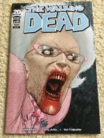 The WALKING DEAD Issue #100 Image Comics 2012 NM+ Quitely Variant 1st Negan