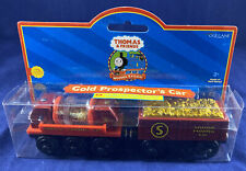 THOMAS & Friends Wooden Railway Gold Prospector's Car 99177 New 2001