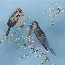 Contemporary (1980-Now) Artist Birds Art Paintings
