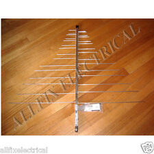 Fracarro UHF / VHF Log Periodic Compact 15 Element Antenna - Part #  LP345MF