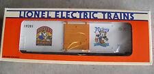 Lionel O Scale Disney Mickey Mouse Carrots Hi Cube Box Car 19281 in Box
