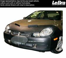Vinyl Black 55830-01 LeBra Front End Cover Dodge Neon
