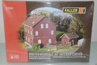 Faller 131359-1//87 H0 Haus Mit Balkon Neu