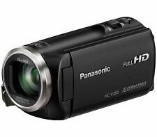 Panasonic Lumix V260 Full HD Camcorder - Black