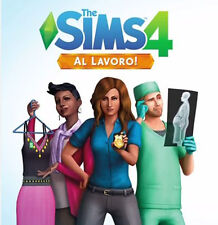 [Espansione Digitale] PC/MAC The Sims 4 Al Lavoro! Origin KEY Get to Work - ITA