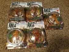 Lot of 5 Playmates Dreamworks Antz movie Action Figure Z Asst.