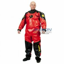 Viking Pro HD Drysuit Size 5 XXXL Red and Black Never worn Bag,Hose, Documents