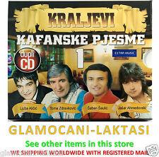 2CD KRALJEVI KAFANSKE PJESME 1 compilation 2014 alicic zdravkovic saulic jasar