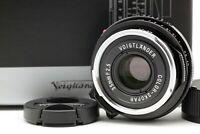 【TOP MINT in BOX】  Voigtlander Color Skopar 35mm f2.5 P II VM Leica M From JAPAN