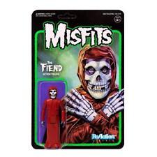 SUPER7 Misfits The Fiend Crimson Red ReAction Figure NEW