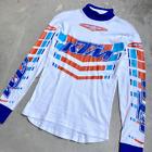 Vintage 1980's Hallman USA Racing KTM Motocross MX Jersey Small -  fox jt thor
