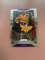 2019-20 Panini Prizm Basketball #8 Kobe Bryant Base Card LA Lakers