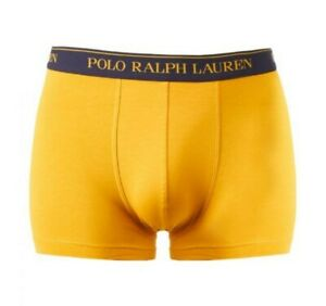 Ralph Lauren Polo 100% Authentic Mens Yellow Boxer Shorts / 2XL/ fits 44-46 inch