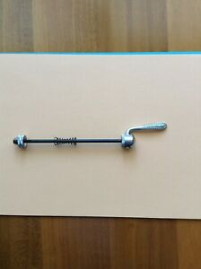 NOS OFMEGA rear skewer quick release Gruppo Mondial, made in Italy