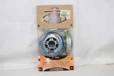 Hyper X-360 Inline Skate Wheels Performance 80mm 82A Pack of 4 Wheels New